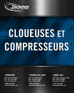 CLOUEUSE COMPRESSEUR