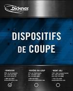 DISPOSITIFS DE COUPE