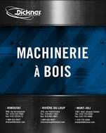 machinerie a bois
