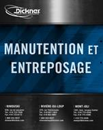 manutention et entreposage