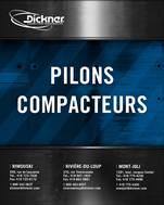 PILONS COMPACTEURS