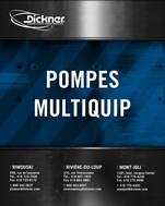 pompe multiquip